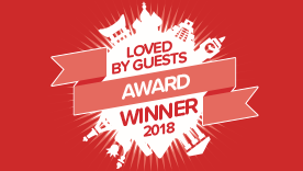 Loved by guests awards winners