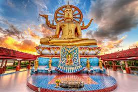 The Big Buddha of Koh Samui