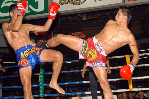 Muay Thai Boxing - Chaweng Stadium