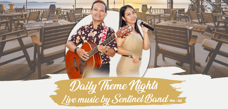 Live Music by Sentinel Band