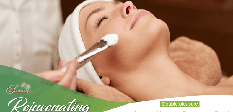 Rejuvenating package 2 hours