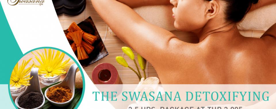 The Swasana Detoxifying Package