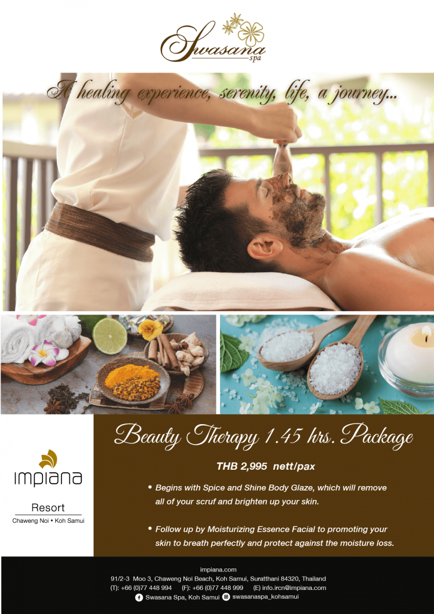 Beauty Therapy Package A4